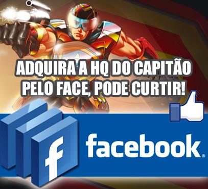 Loja do Capitão R.E.D no facebook