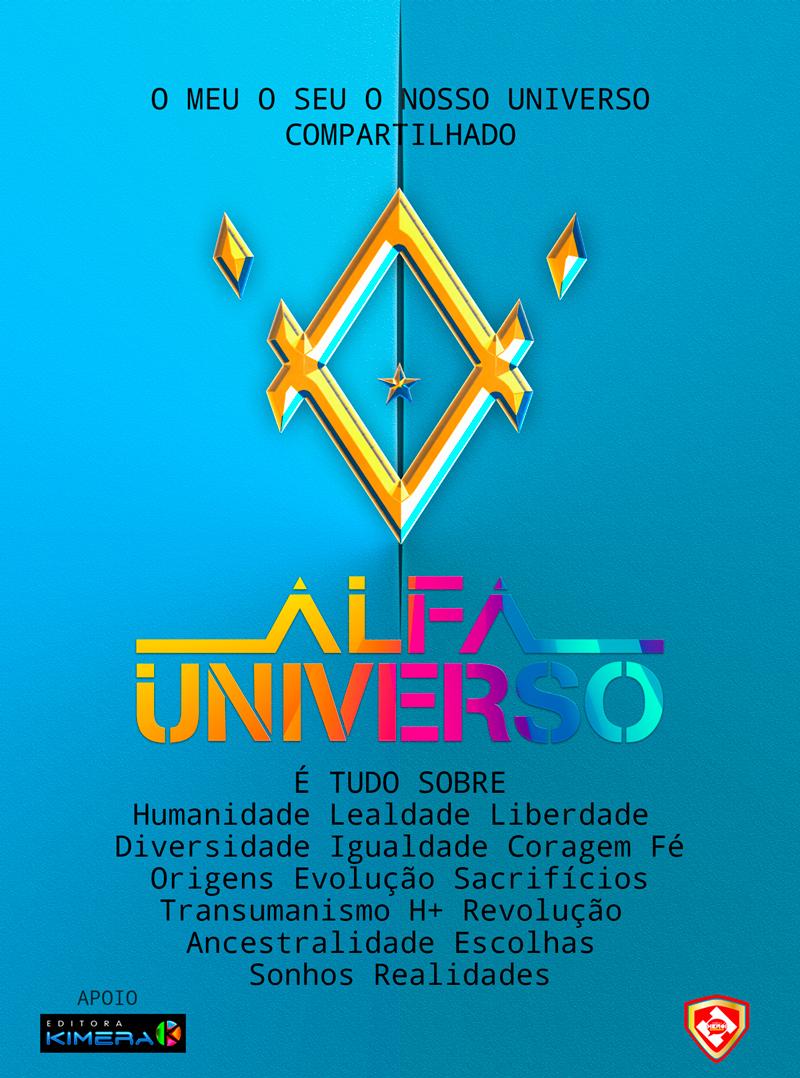 ALFA Universo - Novo Projeto do autor Elyan Lopes